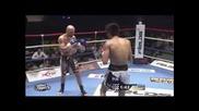Yoshihiro Sato vs. Jeory Mesh