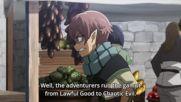 Goblin Slayer Episode 05 bg sub - Убиец на гоблини еп 05