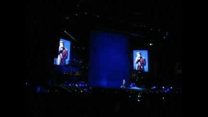 George Michael - Бг Концерт - Част 7 - Посвещава Се На Дар