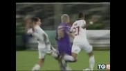 Наказаха Ибрахимович за три мача