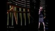 Patricia Kaas Et s il fallait le faire Eurovision 16 Mai 2009