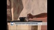 Изборите в Албания започнаха със стрелба пред избирателна секция
