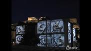Акрополис в Атина - Церемония по откриването