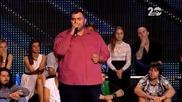 X Factor 07.10.2014 - Изпълнение на Графа