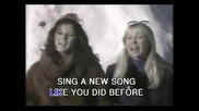Abba - Chiquitita {karaoke} ;]