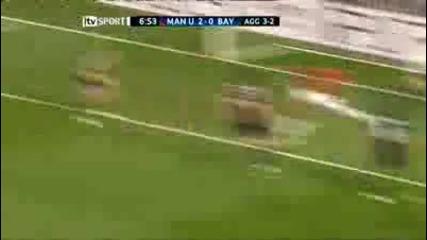 Manchester United - Bayern Miunchen 3:2
