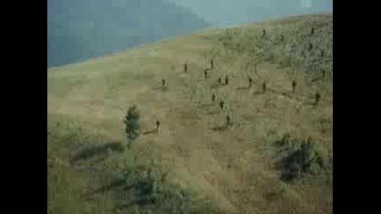 Любэ - Луговая трава vs Грозовые ворота