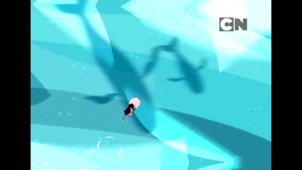 Cartoon Network България - Стивън Вселенски (реклама, 2016)
