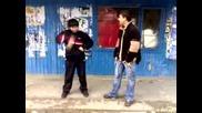 Teди гея Vs Годжи - Mortal Kombat