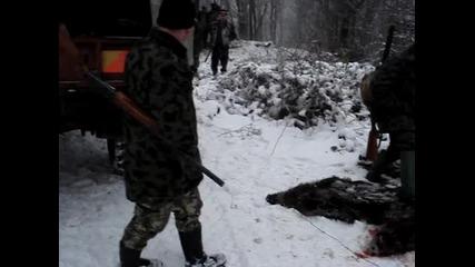Na lov v Smolqnovci