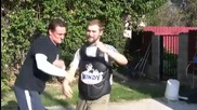 Уличен бой-техники за самоотбрана