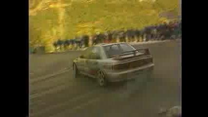 Mitsubishi Lancer Rally Drift