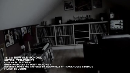 Terawrizt - New Old School
