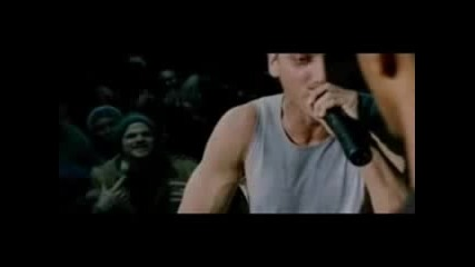 Eminem Vs Papa Doc ( 8 Mile Final Battle Freestyler)