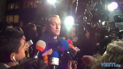 Божидар Лукарски след местните избори 2015 г.