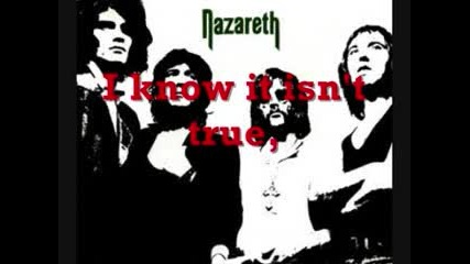 Nazareth - Love Hurts Lyrics