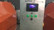 Кливенто достави 2 броя пелетни горелки с мощност 2000 kw в оранжерия