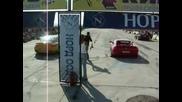 Ferrari vs. Porsche На Божурище
