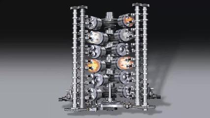 Audi Q7 2008 6.0l V12 Tdi Engine