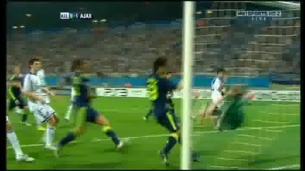 Uefa Champions League Playoffs - Dinamo Kyiv 1 - 1 Ajax