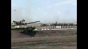 Съветски Танк Т - 80