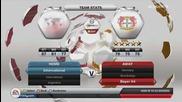 Fifa 13 Gameplay Chelsea vs Man. United