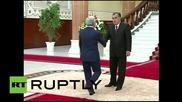 Tajikistan: CSTO members meet in Dushanbe