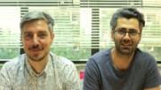 #азсъмплюседин с Христо Станкушев и Даниел Ненчев