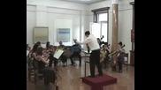 Интродукция и тема от Евгени Чешмеджиев