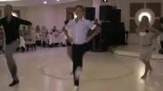 Няма по - хубаво от българска сватба с народни танци