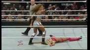 Wwe Raw 12.04.2010 Eve Torres vs Maryse (wwe Divas Championship) Hd