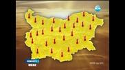 Внимание: В сила е жълт код за опасно високи температури - Новините на Нова