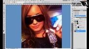 Фотошоп оправяне на качеството на снимките / Photoshop - Photo pixel fix