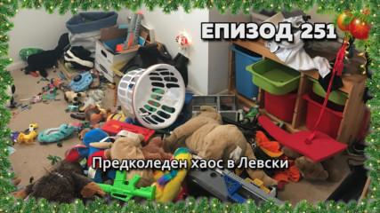 Предколеден хаос в Левски