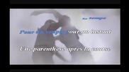 Celine Dion Parler a mon pere karaoke + vocal