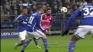18.02.15 Шалке 04 - Реал Мадрид 0:2 *шампионска лига*