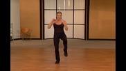 За дами- свалете килограми чрез кикбокс движения. Тренировка 3.