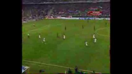 Sevilla - Arsenal (3 - 1) Keita