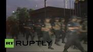 Pakistan: Massive security presence as Zimbabwe cricket team arrive