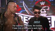 "Bad Bunny calls WrestleMania ""a dream come true"": WWE Network Exclusive, April 10, 2021"