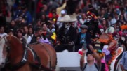 Mexico: The dead come alive as thousands participate in Mexico City parade