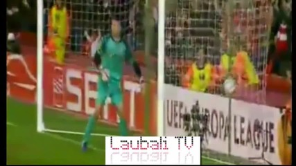 Liverpool 1:0 Sparta Prague 24.02.2011 !