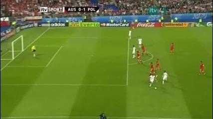 Austria 0 - 1 Poland - Guerreiro