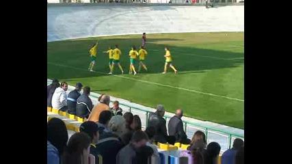 Свиленград 1921 - Миньор Раднево 2 : 0 голове
