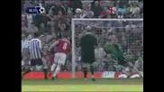 Wayne Rooney - Newcastle