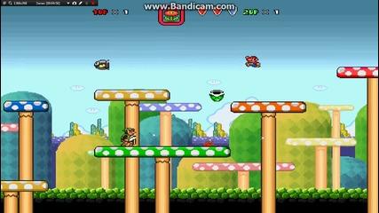 Super mario bros x battle level ep.1