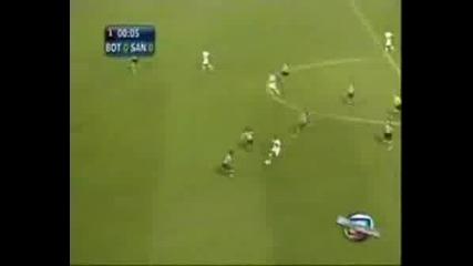 Роналдинио срещу Робинио !