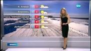 Прогноза за времето (03.03.2015 - централна)