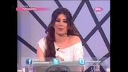 Ivana Selakov i Trik Fx - Intervju - Tacno u podne 1deo - (TV Pink 2013)