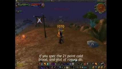 Wow - The Rogues 2